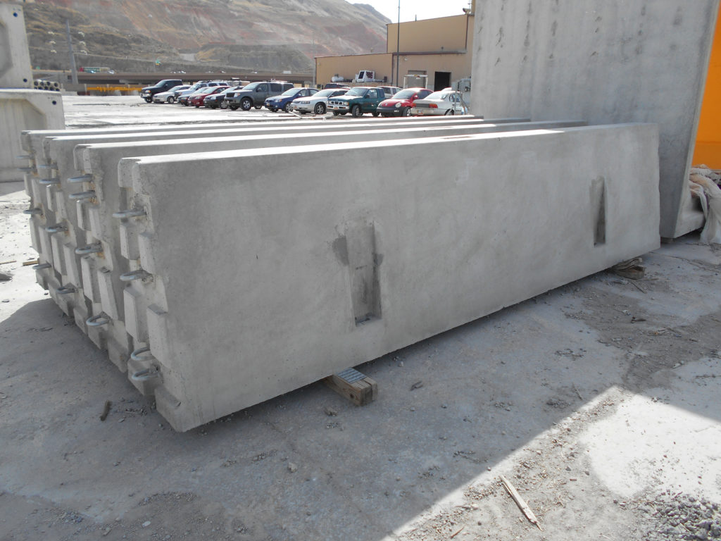 Traffic barriers salt lake city utah harper precast
